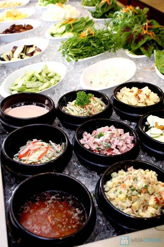 Buffet nướng và lẩu không khói Seoul Garden - Buffet trưa - 10