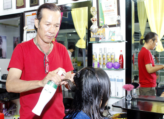 Làm tóc Salon Anh Khôi - 2