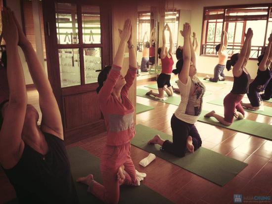 KHỎE ĐẸP HƠN CÙNG YOGA,BELLY DANCE,SEXY DANCE tại Tâm Yên Yoga & Dance - 10