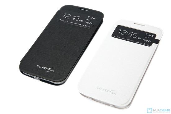 Bao Da Galaxy S4 Cảm Ứng - 4
