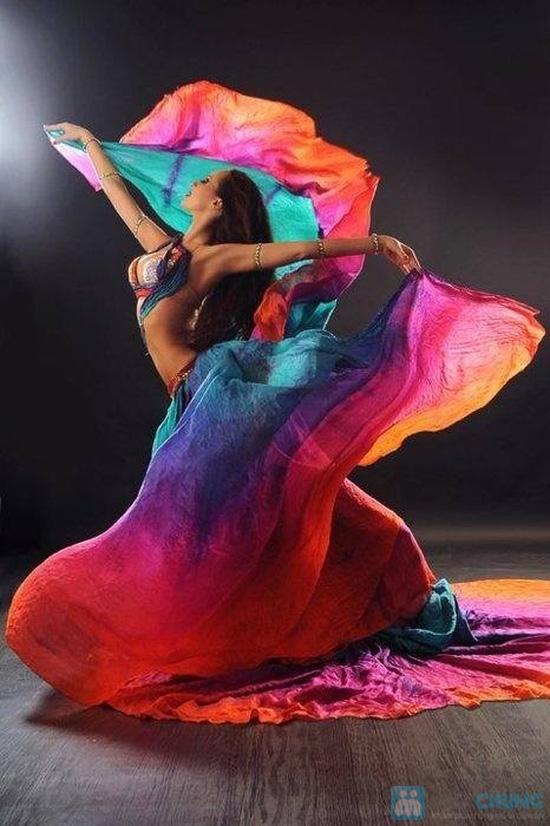 KHỎE ĐẸP HƠN CÙNG YOGA,BELLY DANCE,SEXY DANCE tại Tâm Yên Yoga & Dance - 12