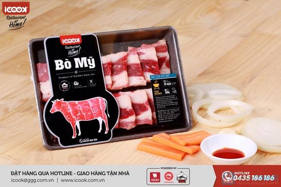 Combo thịt bò Mỹ Sumo BBQ - 2
