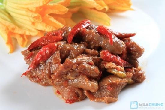 Buffet nướng và lẩu không khói Seoul Garden - Buffet trưa - 13