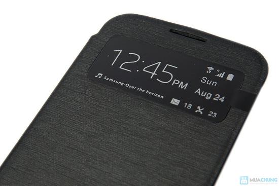 Bao Da Galaxy S4 Cảm Ứng - 7