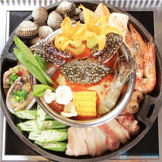 Buffet nướng và lẩu không khói Seoul Garden - Buffet trưa - 5