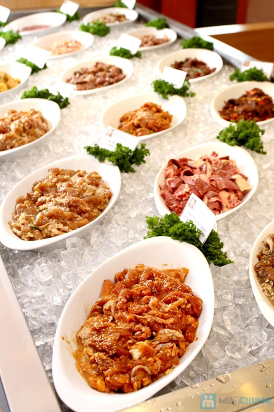 Buffet nướng và lẩu không khói Seoul Garden - Buffet trưa - 9