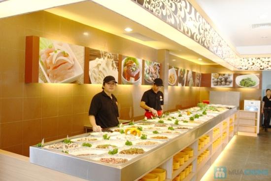 Buffet nướng và lẩu không khói Seoul Garden - Buffet trưa - 20
