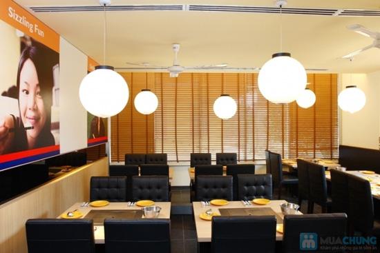 Buffet nướng và lẩu không khói Seoul Garden - Buffet trưa - 22