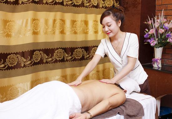 Massage body bấm huyệt hỗ trợ giảm béo tại Evi Spa - 7