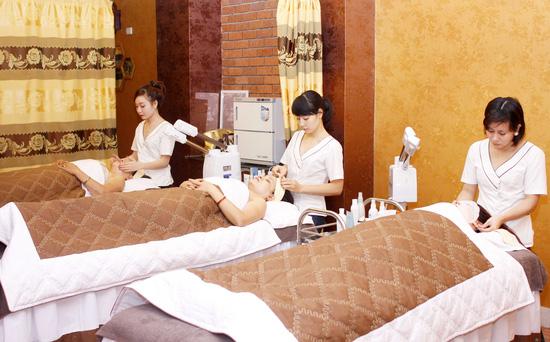 Massage trị liệu giảm béo tại Evi Spa - 3