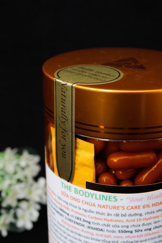 Sữa ong chúa  6% HDA - 4