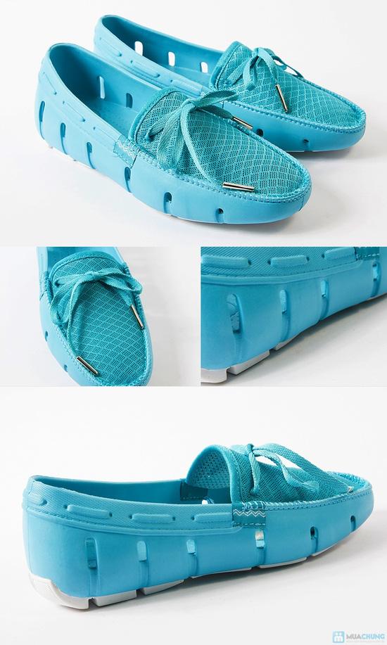 Giày mọi đi mưa cho nữ - 5