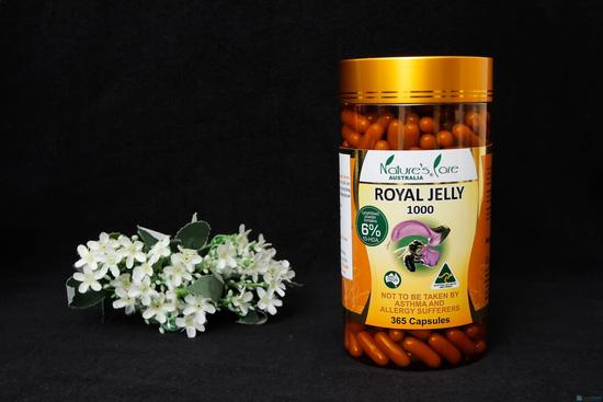 Sữa ong chúa  6% HDA - 1
