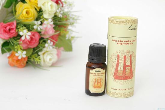 combo 2 lọ tinh dầu nguyên chất tràm và đàn hương - 2