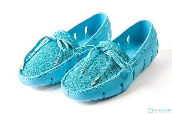Giày mọi đi mưa cho nữ - 2