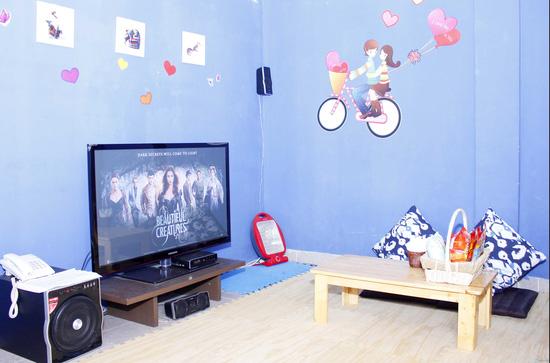 Voucher ăn uống và xem phim HD tại Like HD Coffee - 5