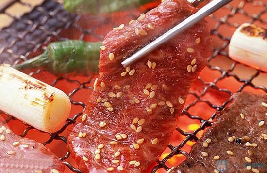 Phần hải sản nướng dành cho 2 người tại Yumei quán - 9