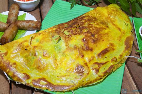 Set ăn Nam Bộ cho 2 người tại Bánh Xèo Bà Hai - 1