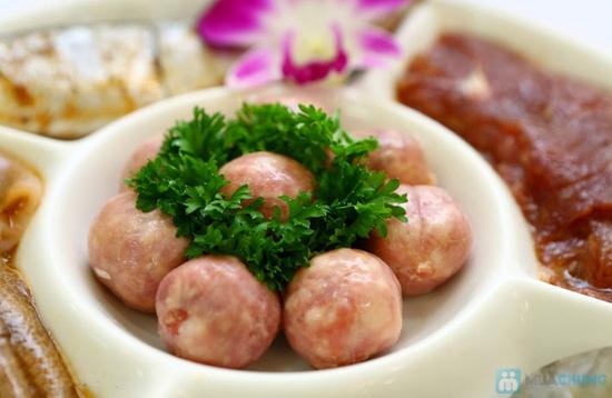Phần hải sản nướng dành cho 2 người tại Yumei quán - 15