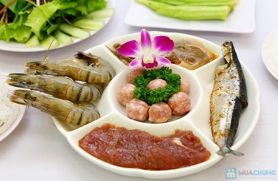 Phần hải sản nướng dành cho 2 người tại Yumei quán - 13