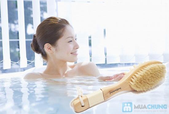Bàn chải tắm và massage body & mind - 6
