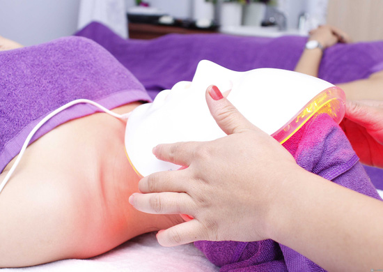 Massage trị liệu đông y tại Tâm Đan Fitness & Yoga Center - 5