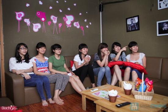 Voucher ăn uống và xem phim HD tại Like HD Coffee - 1