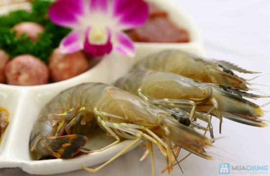Phần hải sản nướng dành cho 2 người tại Yumei quán - 14