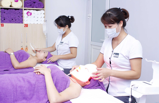 Massage trị liệu đông y tại Tâm Đan Fitness & Yoga Center - 4