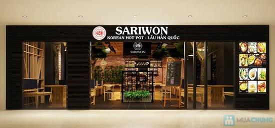 Buffet Lẩu hàn quốc SARIWON - 2