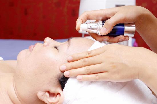 Chăm sóc da mặt mùa hanh khô bằng liệu pháp collagen tại A Spa - 11