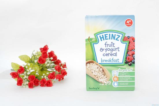 Combo 6 hộp bột ngũ cốc Heinz cho trẻ trên 4 tháng - 2