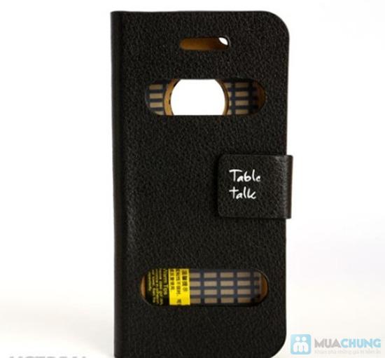 Bao da Iphone 4 table talk thông minh - 7