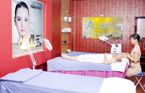 Chăm sóc da mặt mùa hanh khô bằng liệu pháp collagen tại A Spa - 3