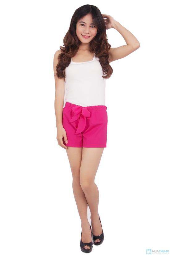 Combo 3 quần short mặc nhà cho nữ - 4