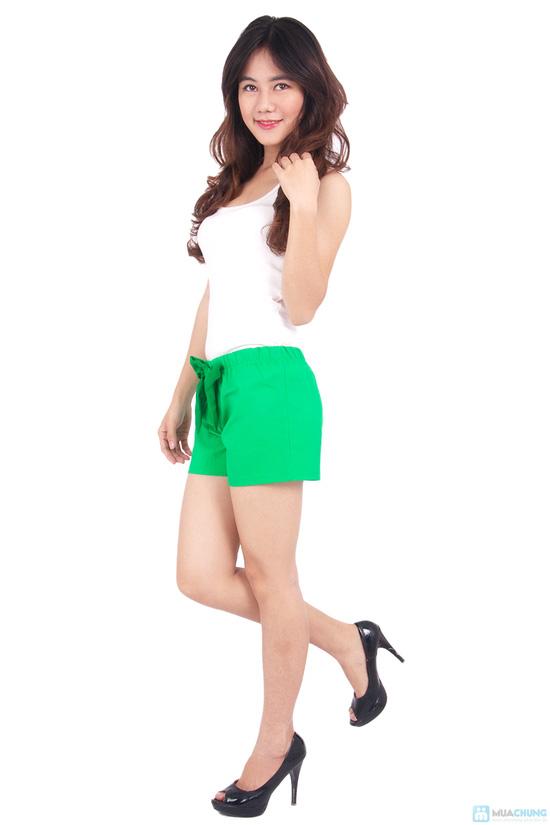 Combo 3 quần short mặc nhà cho nữ - 2