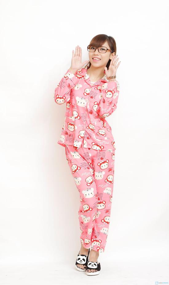 bộ pijama cho bạn gái - 5