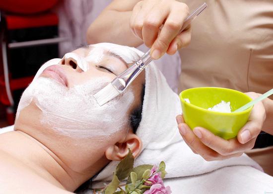 Chăm sóc da mặt mùa hanh khô bằng liệu pháp collagen tại A Spa - 10