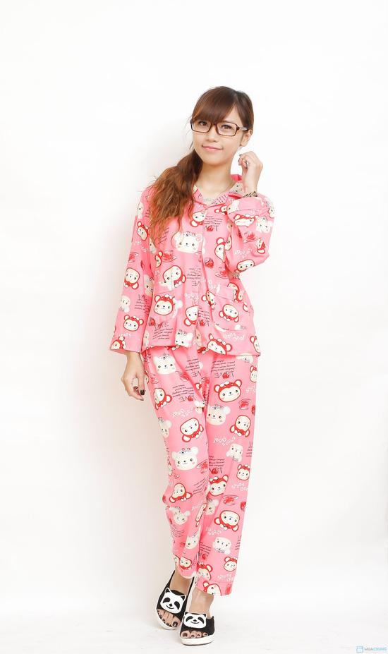 bộ pijama cho bạn gái - 9