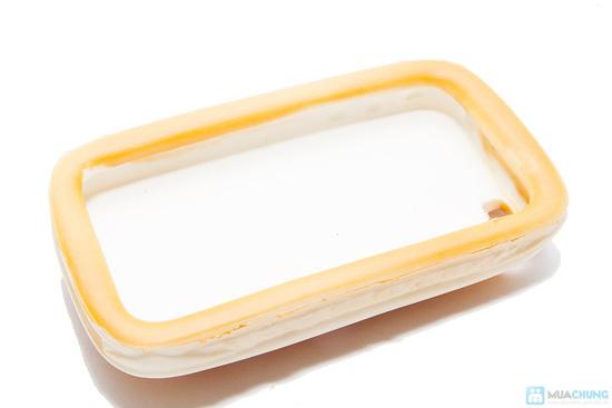 Ốp lưng iphone kiểu bánh mì ngộ nghĩnh - 6