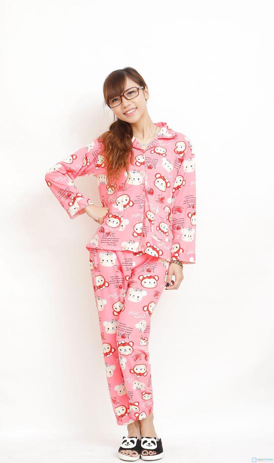 bộ pijama cho bạn gái - 8