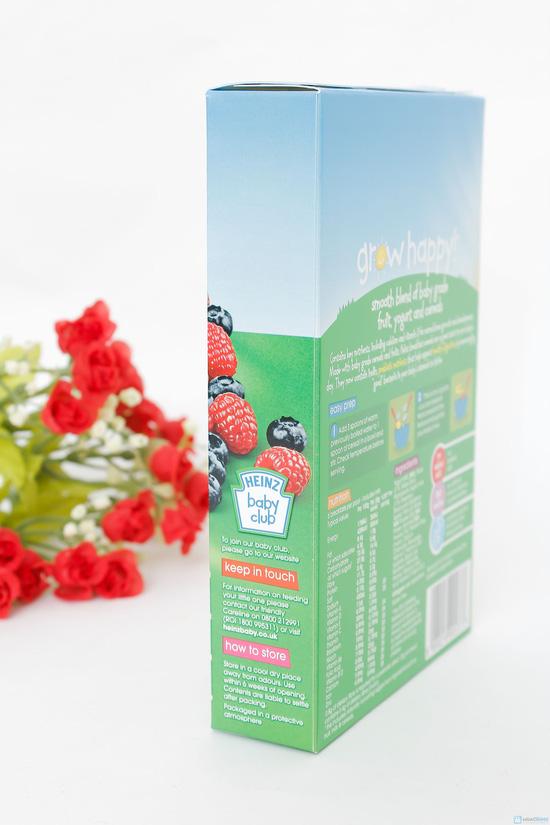 Combo 6 hộp bột ngũ cốc Heinz cho trẻ trên 4 tháng - 7