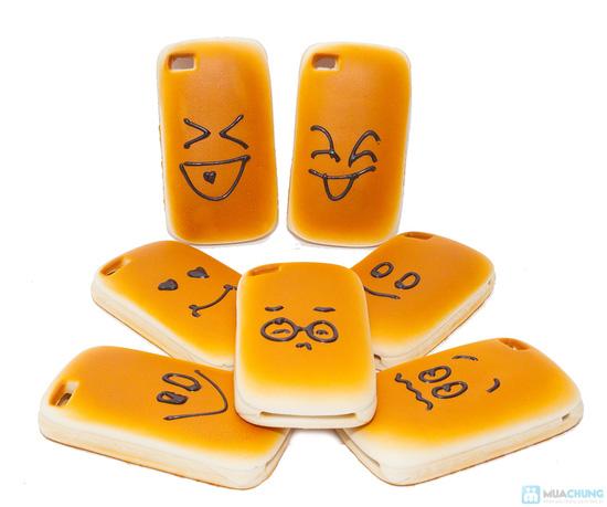 Ốp lưng iphone kiểu bánh mì ngộ nghĩnh - 8