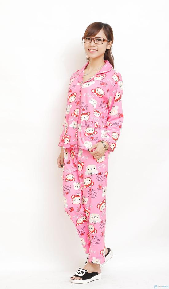 bộ pijama cho bạn gái - 2
