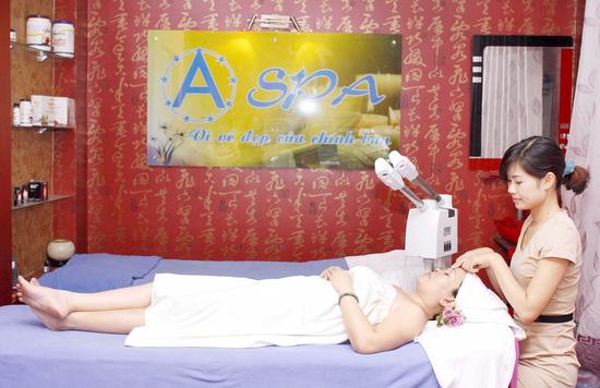 Chăm sóc da mặt mùa hanh khô bằng liệu pháp collagen tại A Spa - 7