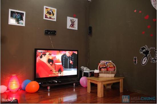 Voucher ăn uống và xem phim HD tại Like HD Coffee - 3