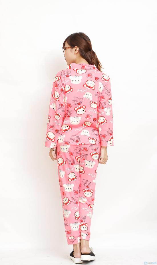 bộ pijama cho bạn gái - 7