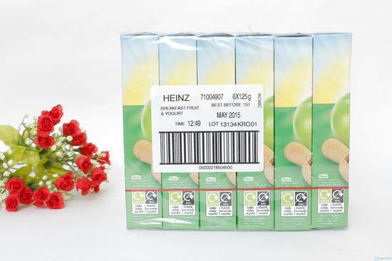 Combo 6 hộp bột ngũ cốc Heinz cho trẻ trên 4 tháng - 4