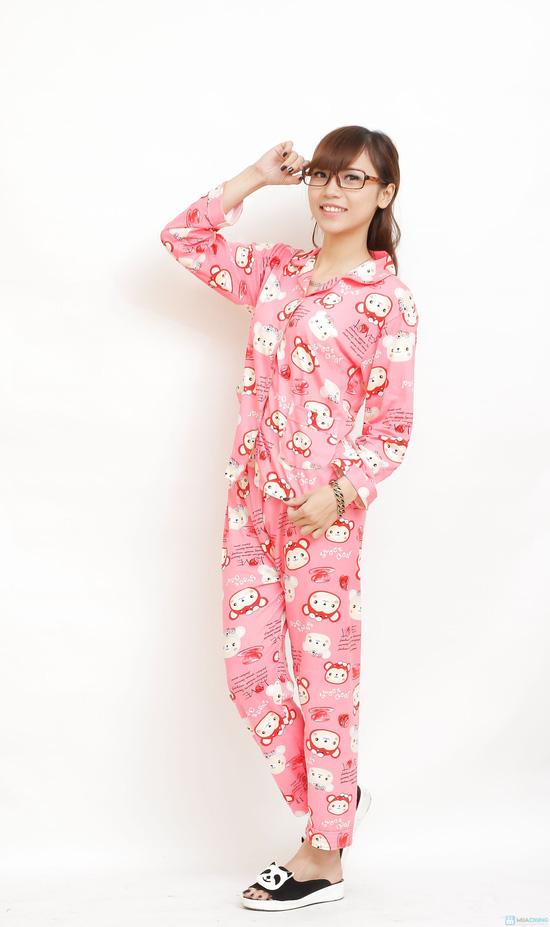 bộ pijama cho bạn gái - 6
