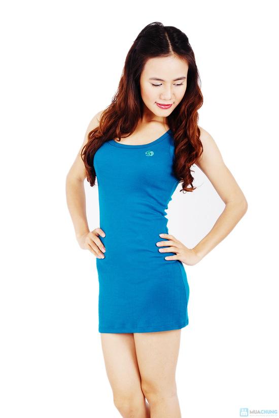 Đầm thun ôm body - 3
